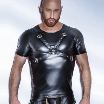 NOIR Sexy Powerwet T-Shirt L
